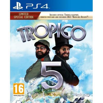 Tropico 5: Limited Special Edition