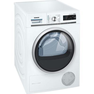 Siemens WT45W510 Hvid