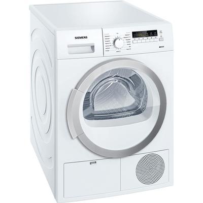 Siemens WT46B268DN Vit