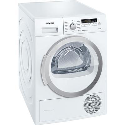 Siemens WT46W248DN Vit