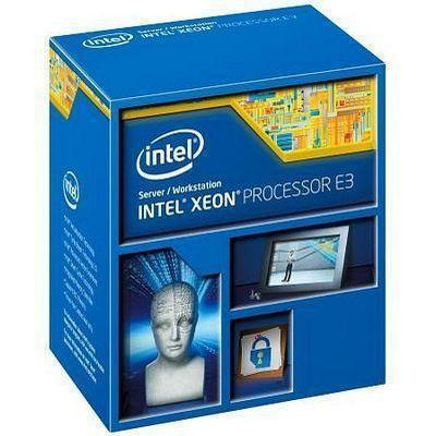 Intel Xeon E3-1240 v3 3.4GHz, Box