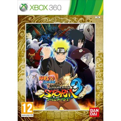 Naruto Shippuden: Ultimate Ninja Storm 3 - Full Burst D1 Edition