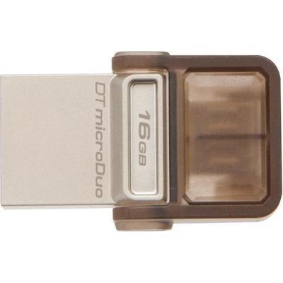 Kingston Data Traveler Micro Duo 16GB USB 2.0
