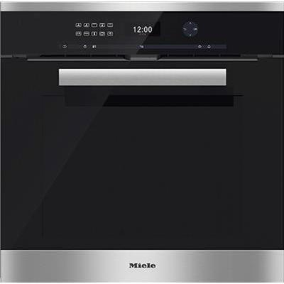 Miele H 6461 BP Stainless Steel