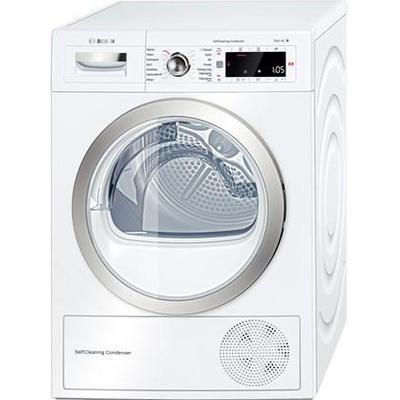Bosch WTW87589SN Vit