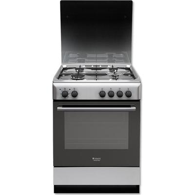 Hotpoint H6GEAGXDK Rustfrit stål