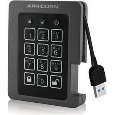 Apricorn Padlock 240GB USB 3.0