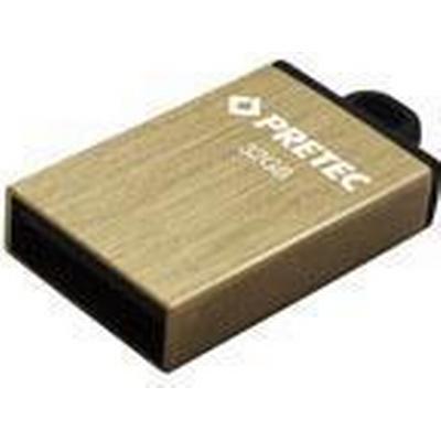 Pretec i-Disk Elite E01 32GB USB 2.0