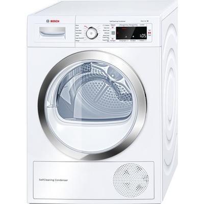 Bosch WTW87560GB White