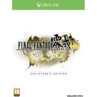 Final Fantasy Type-0 HD: Collector's Edition