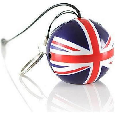 KitSound Mini Buddy Union Jack