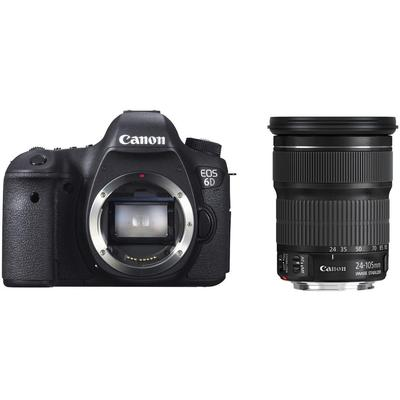 Canon EOS 6D (WG) + 24-105mm IS STM