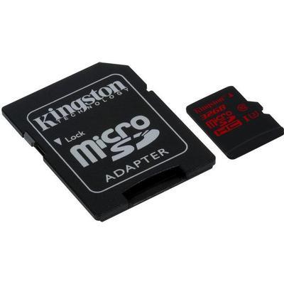 Kingston MicroSDHC UHS-I U3 32GB