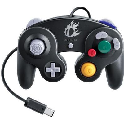 Nintendo GameCube Controller - Super Smash Bros Edition - White (Wii U)