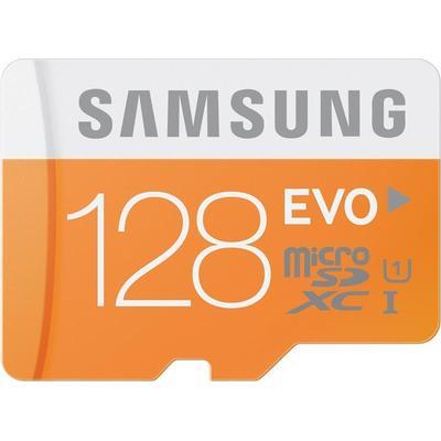Samsung Evo MicroSDXC UHS-I U1 128GB