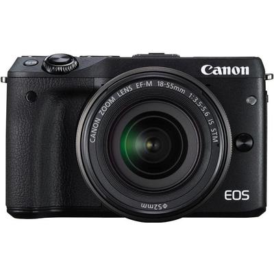 Canon EOS M3 + 18-55mm IS STM