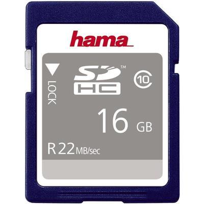 Hama SDHC Class 10 16GB
