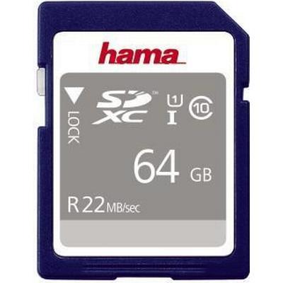 Hama SDXC UHS-I 64GB