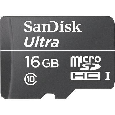 SanDisk Ultra microSDHC UHS-I 30MB/s 16GB
