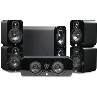 Q Acoustics 3000 5.1 Cinema Pack
