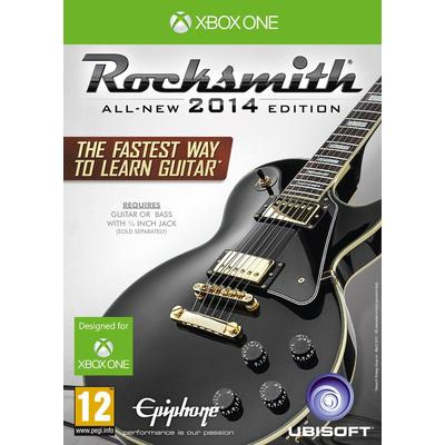 Rocksmith 2014 (incl. cable)