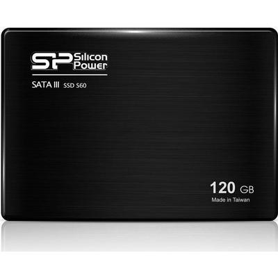 Silicon Power Slim S60 SP120GBSS3S60S25 120 GB