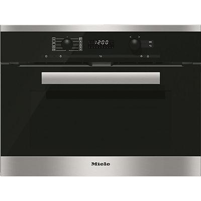 Miele H6200 BP Stainless Steel