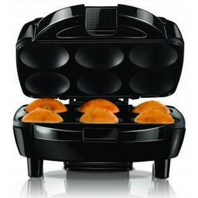 C3 C3 Muffin & Cupcakemaker Svart