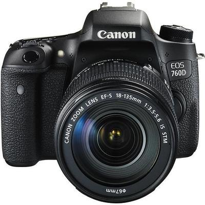 Canon EOS 760D + 18-135 IS STM