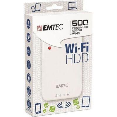 Emtec P600 Wi-FI 500GB USB 3.0