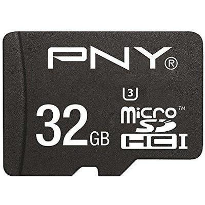PNY MicroSDHC Turbo Performance UHS-I U3 32GB