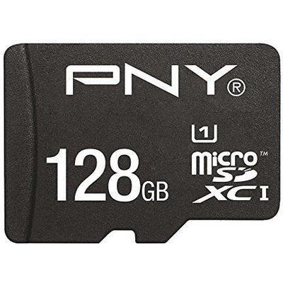 PNY MicroSDXC High Performance UHS-I U1 128GB