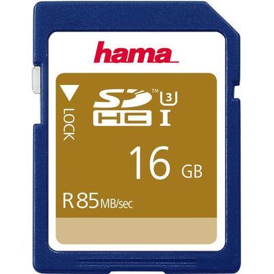 Hama SDHC 85MB/s 16GB