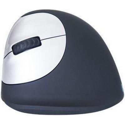 R-Go Tools He Vertical Wireless Mouse Left