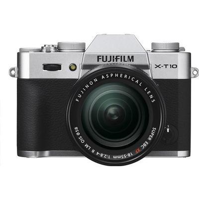 Fujifilm X-T10 + 18-55mm OIS