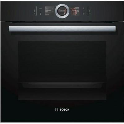 Bosch HBG656RB1B Black