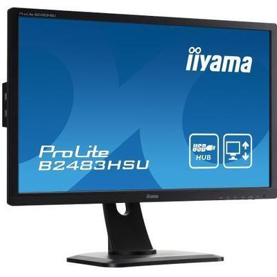 """Iiyama ProLite B2483HSU-B1DP 24"""""""