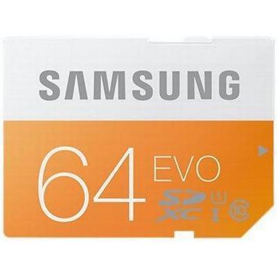 Samsung Evo SDXC UHS-I U1 64GB