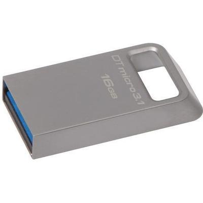 Kingston DataTraveler Micro 3.1 16GB USB 3.1