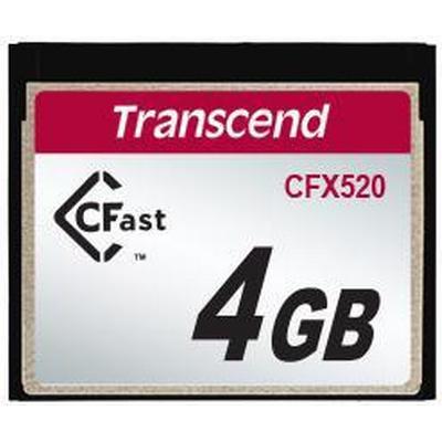 Transcend CFast 4GB (520x)
