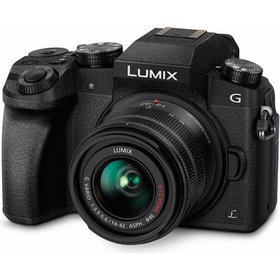 Panasonic Lumix DMC-G70 + 14-42mm OIS