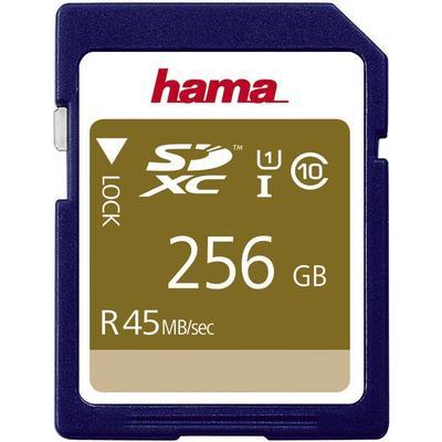 Hama SDXC UHS-I U1 45MB/s 256GB