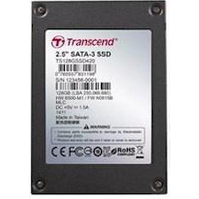 Transcend SSD420 TS128GSSD420 128GB