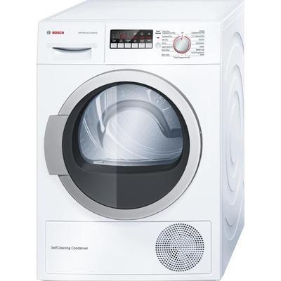 Bosch WTW85250GB White
