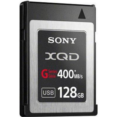 Sony XQD G 400MB/s 128GB