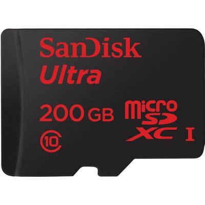 SanDisk Ultra MicroSDXC UHS-I 90MB/s 200GB