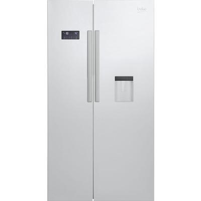 Beko GN 163221 S Sølv