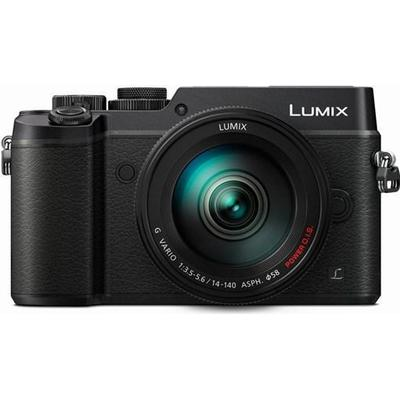 Panasonic Lumix DMC-GX8 + 14-140mm OIS