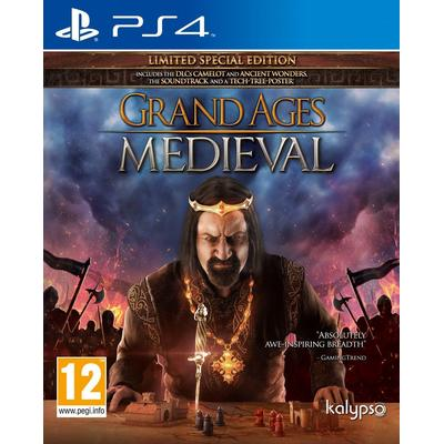 Grand Ages: Medieval- Limited Special Edition