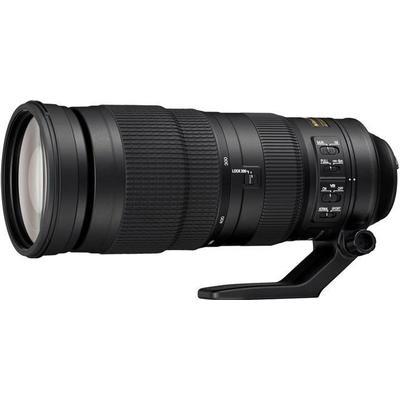 Nikon AF-S Nikkor 200–500mm f/5.6E ED VR